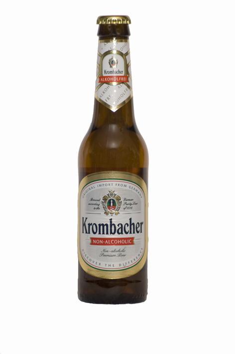 bière Krombacher Pils sans alcool