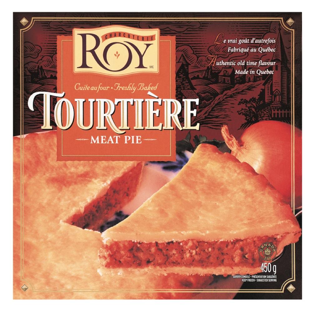 Tourtière Charcuterie Roy