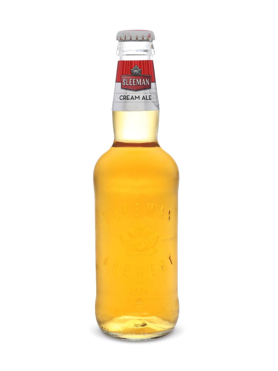 Bière Sleeman Cream Ale