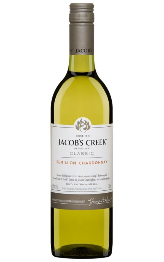 Jacob's Creek Semillon Chardonnay 2016